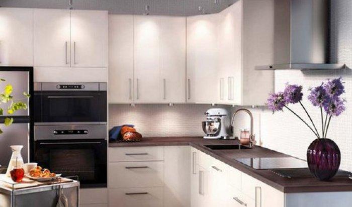 Обираємо колір стільниці для світлого кухонного гарнітура