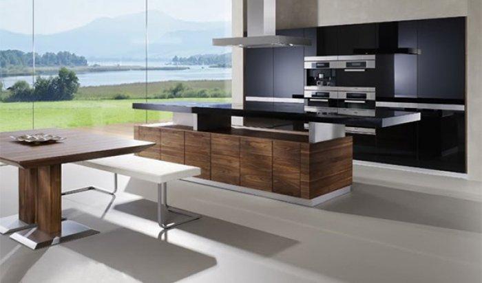 Модні стилі в інтер'єрі кухні