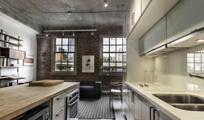 Як створити кухню в стилі лофт