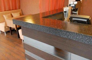 Акриловий камінь для атмосферних ресторанів і кафе