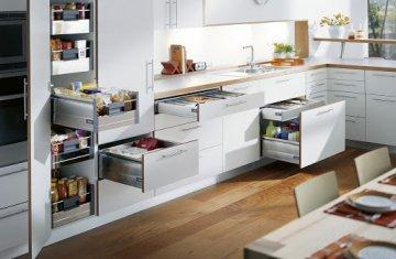 Як досягти максимальної функціональності сучасної кухні