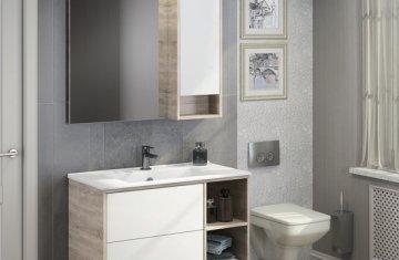 Якими мають бути «правильні» меблі для ванної кімнати?