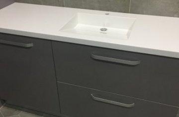 Меблі для ванної на замовлення - дієвий метод зберегти корисний простір