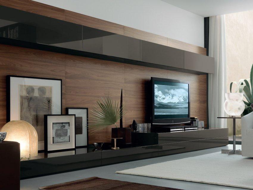 Стінки під телевізор