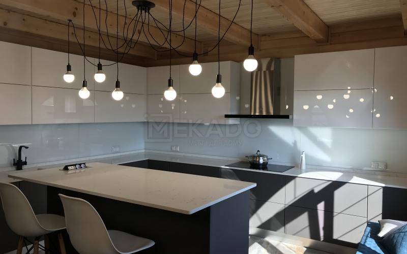 Сучасна кухня в стилі модерн